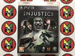 [USED]PS3 Injustice God Among Us