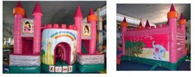Inflatable fun-city no 3