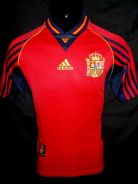 Spain 1998 home jersey S
