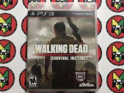 [USED]PS3 The Walking Dead Survival Instinct