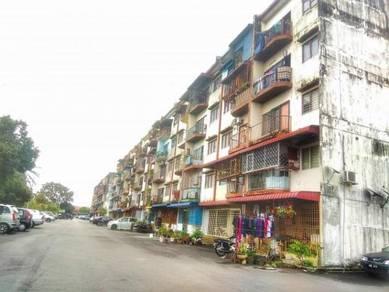 For Sale Flat Taman Kota Permai