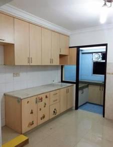 Desa Dua Apartment, Desa Satu, Kepong [WELL MAINTAIN + BELOW MKT]