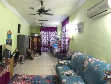 HOT GROUND FLOOR Apartment Zapin Taman Impian Ehsan III Balakong