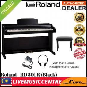 Roland RP501R 88key Digital Piano BLK A (RP501R)