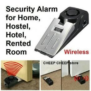 Alarm berbunyi