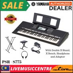 Yamaha PSR-S775 Arranger Keyboard B (PSRS775)