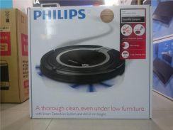 Philips Robot Vacuum with Remote Control FC8710
