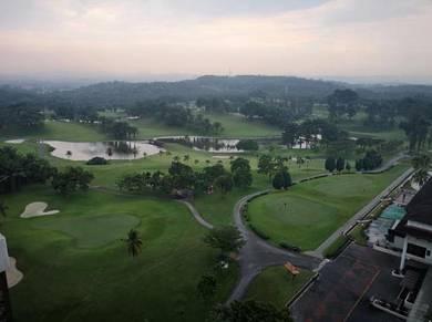 Golf view unit suria putra sungai buloh bukit rahman putra condo 2 cp