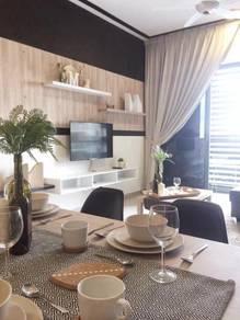 [ ID Design F/Furnish_4 ROOM ] The Petalz Residence Old Klang Road KL