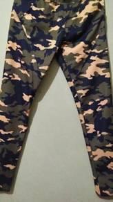 Camouflage Fitness Leggings