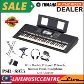Yamaha PSRS975 Keyboard Piano C (PSRS975)