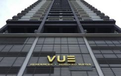 Car parking space for rent at Vue Residences near HKL