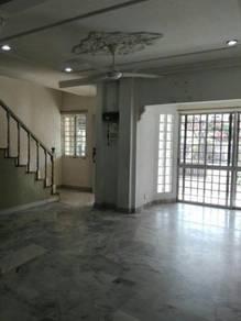Double Storey Terrace, Wangsa Siaga at Wangsa Melawati