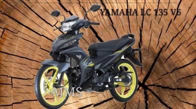 Yamaha y135lc V6