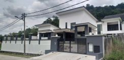 Ipoh bungalow for rent at Meru Valley