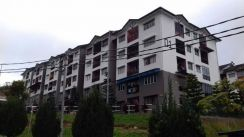 Apartment Block D (corner lot), Taman Royal Lily, Tanah Rata