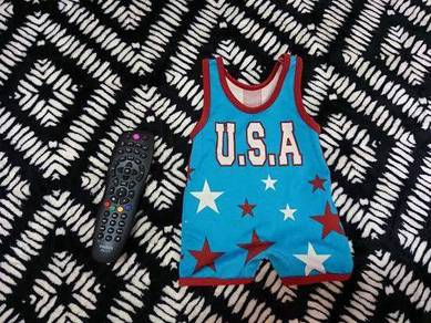 Usa jumper for baby