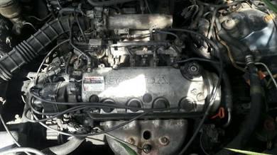 Enjin complet honda (D16) sale