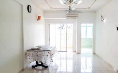 [20% BELOW MARKET] Nilam Puri Condominium Bukit Puchong For Sale!