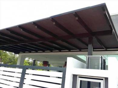 Poly & ACP Awning, Pergola, Gate & Grill