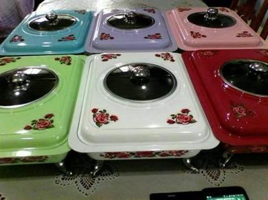 Set buffet mix color