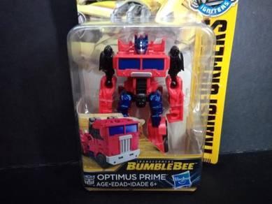 Transformers Bumblebee Movie Speed Series Optimus