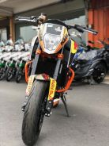 KTM 690 Duke R Touring
