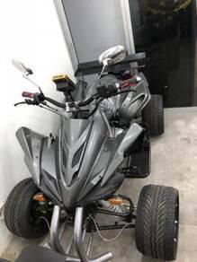 NEW ATV MOTOR 250cc new 2019 (Pahang)