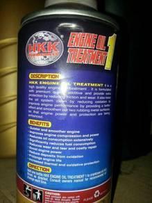 Oil treatment for petrol/disel engine