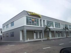 New 22x70 Double Storey Shoplot/Beside Main Road/Rebate15%/Freehold