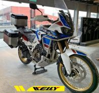 Africa Twin Adventure Sports DCT/Manual