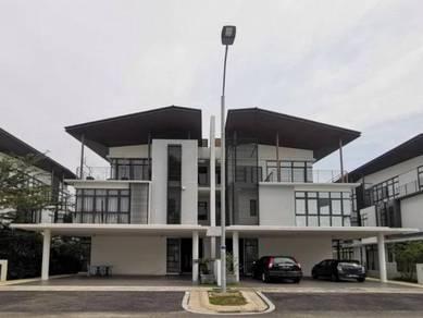 WITH LIFT in 3 Storey Semi D, Augusta Presint 12, Putrajaya FREEHOLD