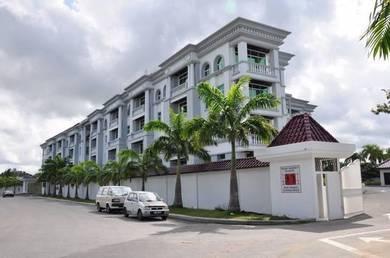 2 Bedrooms Bay Resort Park, Miri (Fully furnished)