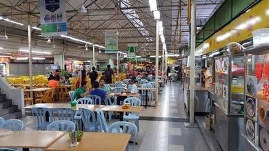 Sungai Sungei Wang Food Court 500sf 3 Lots Combined