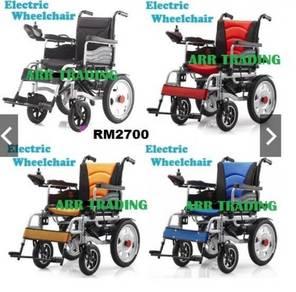 Electric Wheelchair Kerusi Roda 5