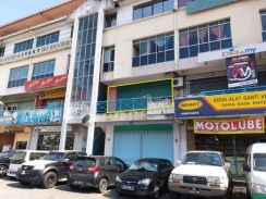 Inanam Business Centre | First Floor | Intermediate | Road Frontage
