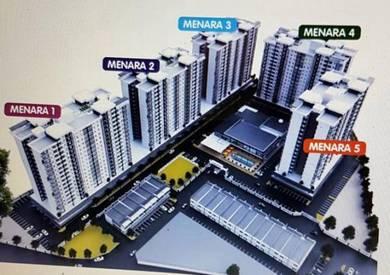 Rumah Pr1ma Melaka Tengah 2, Taman Pokok Mangga - Miliki Rumah Impian