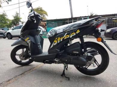 Honda beat tawaran deposit terendah