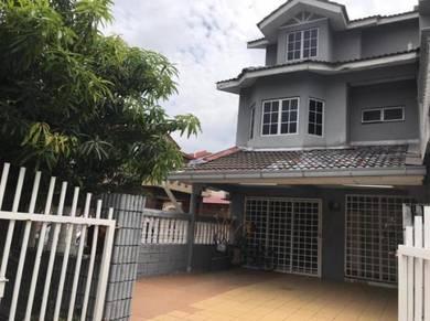 END LOT TERES 2.5 Storey Terrace, Taman Cheras Jaya