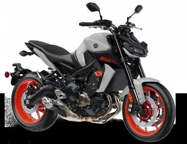 Yamaha mt09 mt-09