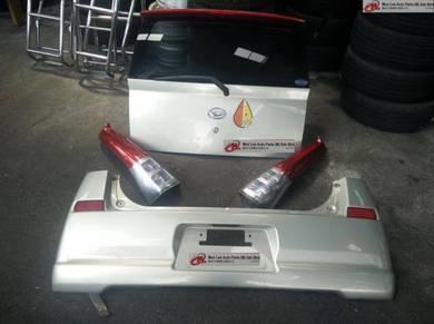 JDM Parts Rear Bonnet Set Daihatsu Mira L250S RS