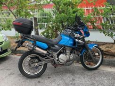 Kawasaki KLE 500 1996