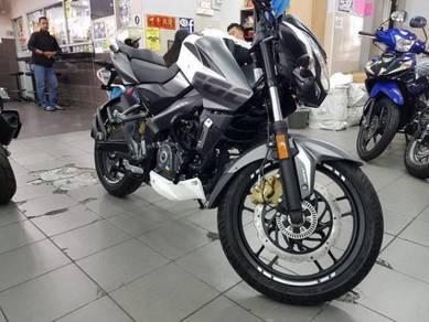 Pulsar NS200 ABS ns200 abs Zero D/P & Stok Ready