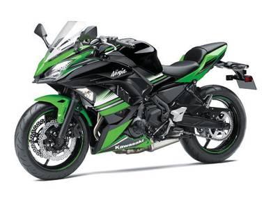 Kawasaki Ninja 650 ABS SPECIAL EDITION