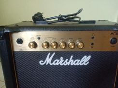Amp Marshall MG15 Gold