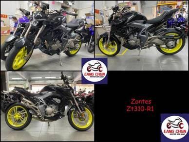 RAYA sales ? Zontes Zt310 R zt310R1