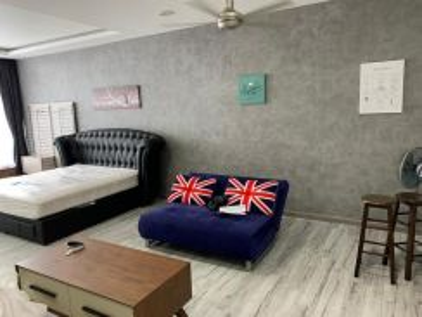 Greenfield Regency Studio Fully Furnished Nice Tampoi Sutera Skudai