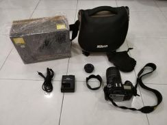 Nikon D7000 DSLR, 99% New. SC 28xx only