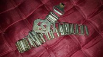 Vintage belt ( steel )
