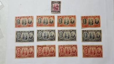 Sarawak rare stamps ( lumsum )
